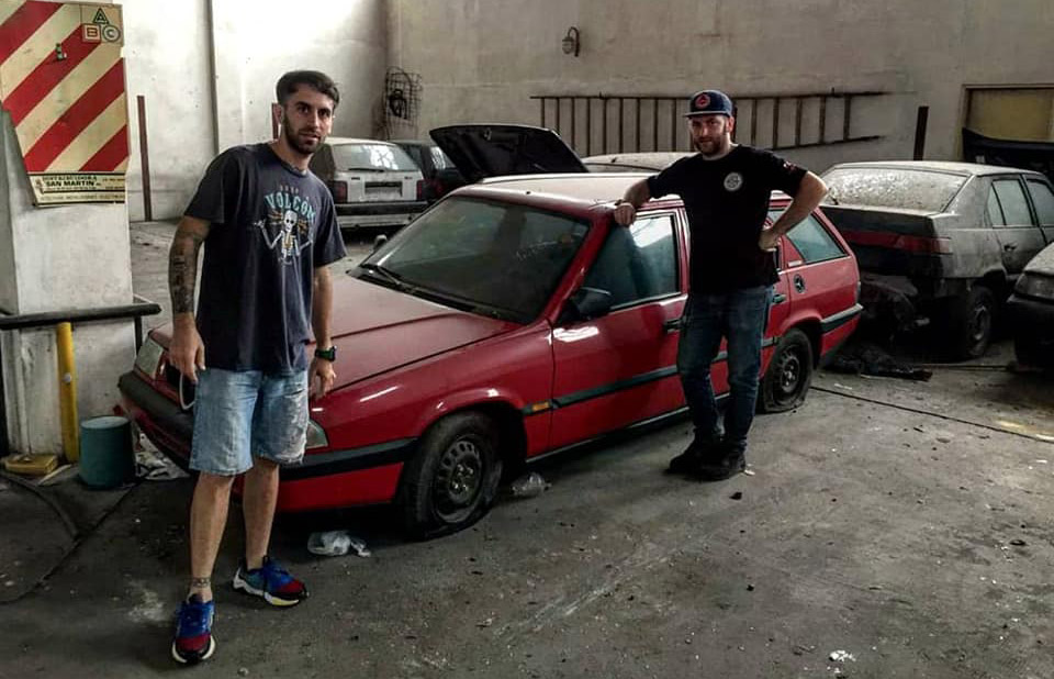 Alfa Roemeo 33 Pininfarina Spotrwagon
