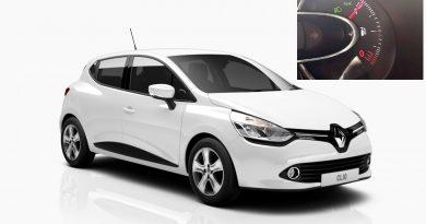 Clio 4 dizel yakıt göstergesi