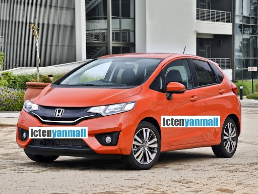 Honda Fit - Jazz