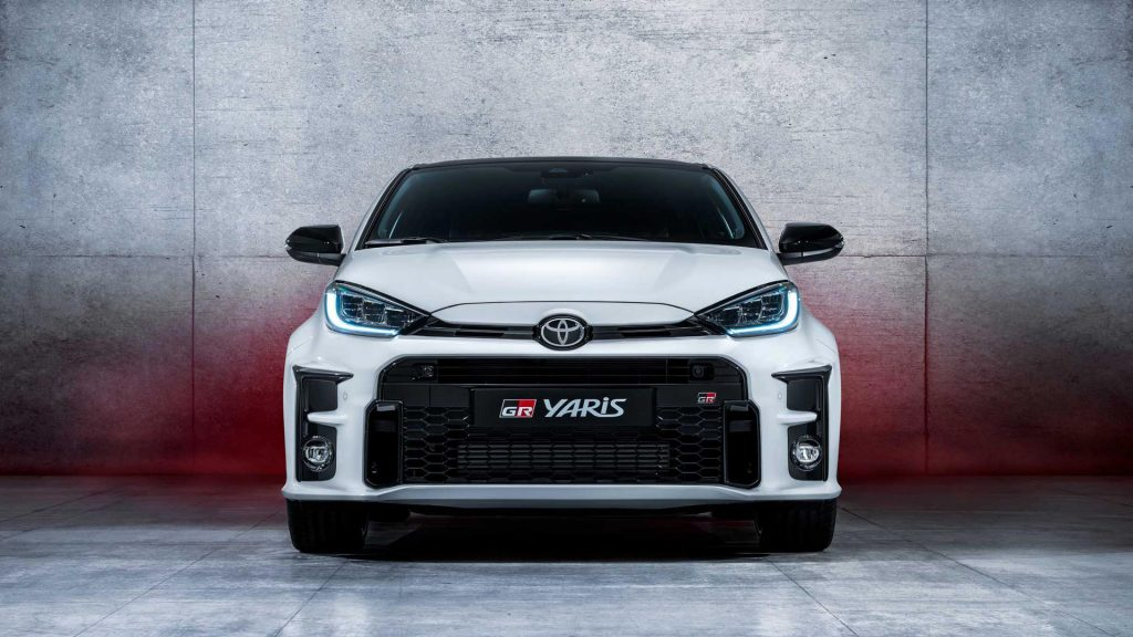 2020 model toyota yaris