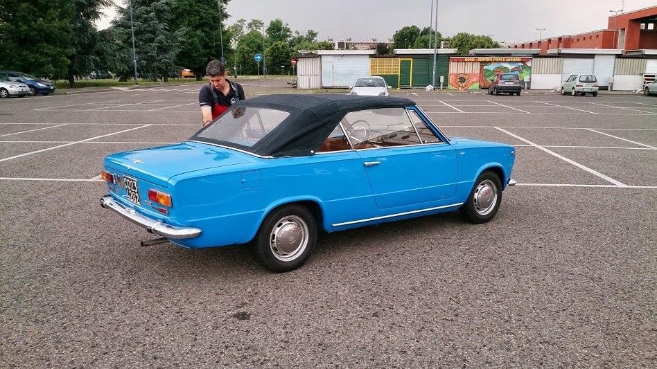 124 C4 Cabriolet