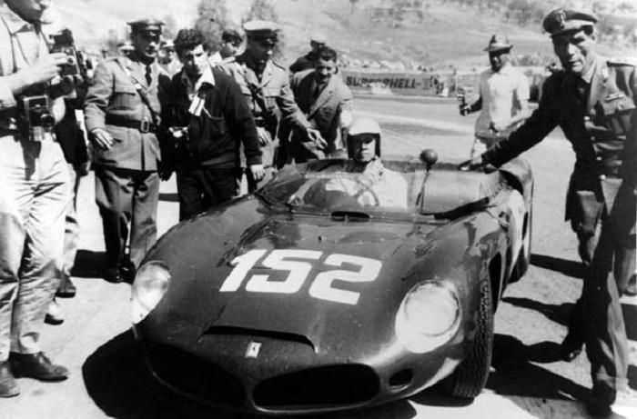 1962 Ferrari 246 race car