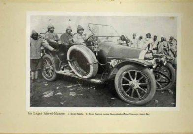 Enver Paşa'nın kayıp otomobilinin gizemi