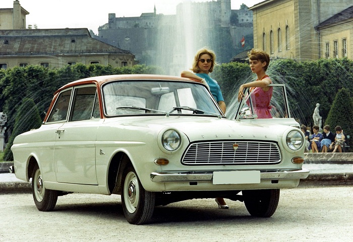 Ford Cardinal P4 veya diğer adı ile Ford Taunus 12M