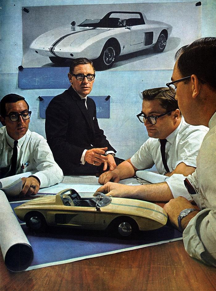 Gözlük modasına uyan Ford tasarımcıları