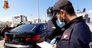 Kanada'dan Türkiye'ye gelen çalıntı otomobiller