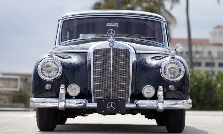 Mercedes'in kişiye özel otomobili