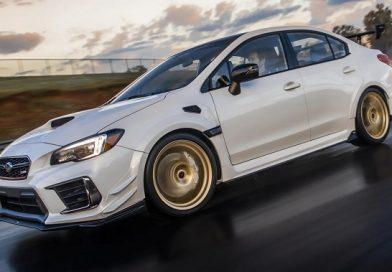 Subaru yeniden hızlanıyor. Impreza 400 hp oldu.