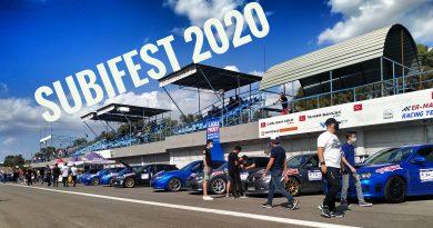 subifest 2020: Subarular yine çok hızlıydı