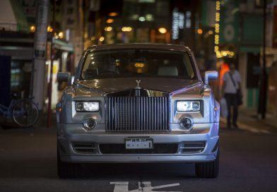 Rolls Royce'a 2JZ GTE swap