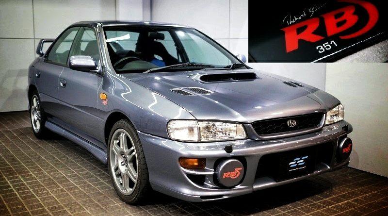 Satılık: 6437 km'de Subaru Impreza RB5 WR