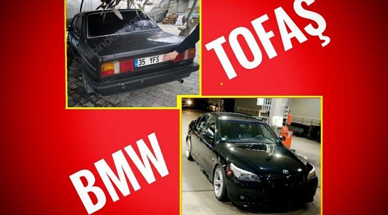 Eski kasa Doğan mı, BMW E60 525 mi?