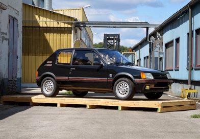 Peugeot müzesinden satılık otomobiller